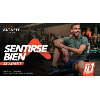 Gimnasio Benidorm Altafit Gym Club